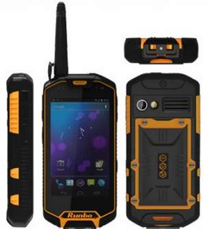 waterproof android phone runbo x5 best waterproof android phone phonepict