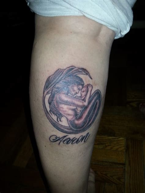 tattoo meaning dedication my beautiful new tattoo dedicated to my son thank you