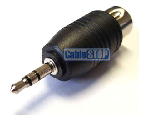 5 pin din midi plug to 3 5mm jack stereo plug audio cable 3 5mm aux stereo jack plug to 5 pin midi din plug audio