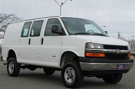 automobile air conditioning service 2007 chevrolet express parking system 2007 chevy express 3500 duramax diesel ultra rare quigley 4x4 conversion van