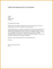 Acknowledgement Letter Mentor 9 Acknowledgement Letter Sle Model Resumed