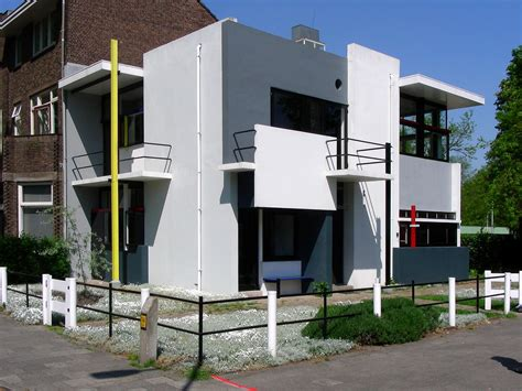 House By House Rietveld House In Utrecht Schroder House Utrecht