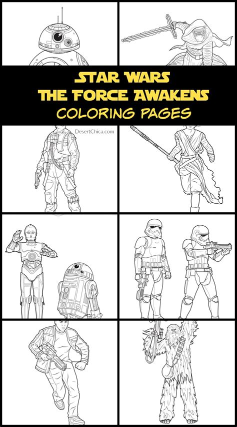 coloring pages wars awakens free coloring pages of one troopers