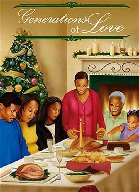 generations  love african american christmas card box set  black art depot