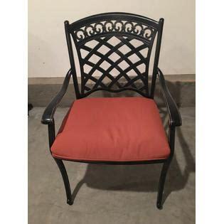 cast aluminum patio chairs d035426203711 cast aluminum patio chair