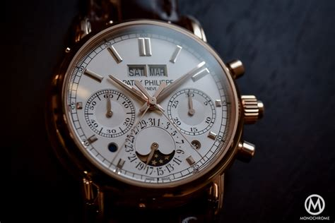 Patex Philippe on patek philippe 5204r split seconds chronograph