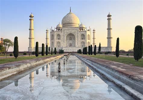 Taj Mahal Taj Mahal Wallpapers Backgrounds