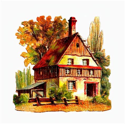 House Free by Antique Images Free House Clip 2 Antique House