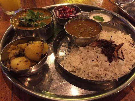 black thali thali cafe new autumn specials review bristol bites