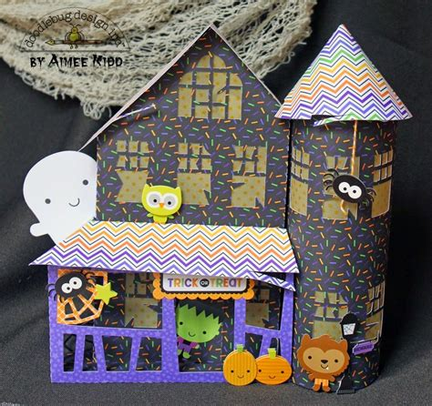 doodlebug ghouls and goodies doodlebug design ghouls and goodies 12 x 12 paper pack