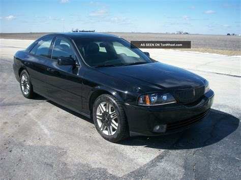 lincoln ls sedan 2004 lincoln ls base sedan 4 door 3 9l