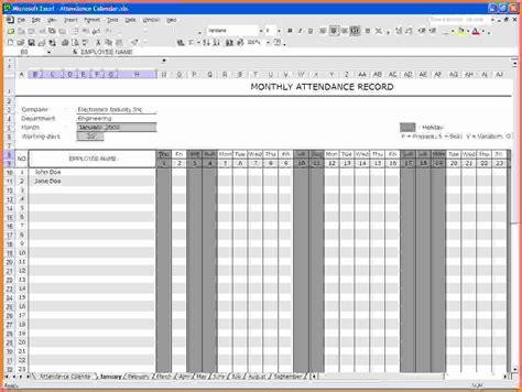 pin school attendance register template on pinterest
