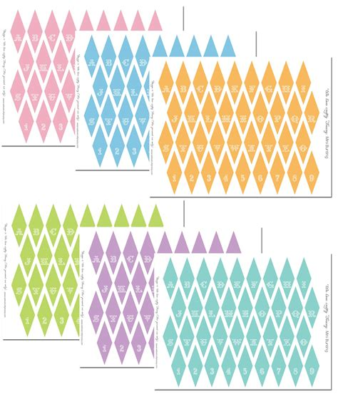 free printable birthday cake banner free banners pastel party ideas pinterest free