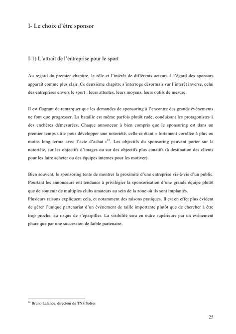 Demande De Sponsoring Lettre Gratuit Modele Lettre Pour Etre Sponsor Document