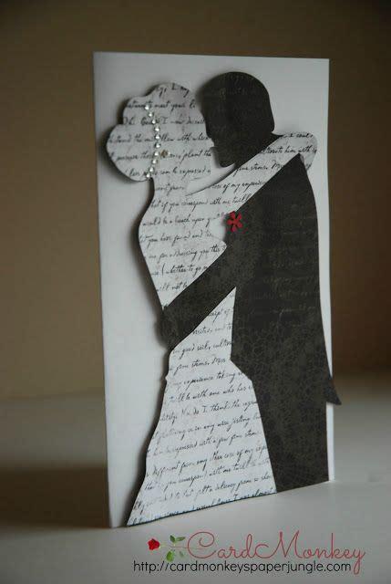 homemade cards wedding images  pinterest