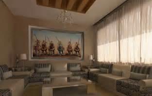 le salon marocain traditionnel de luxe d 233 coration
