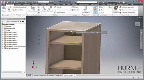woodwork inventor autodesk inventor woodwork pour inventor r 233 alisation d