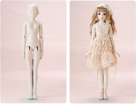 jointed doll kits rock doll kit комплект для сборки bjd куклы