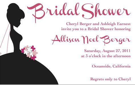 create bridal shower invitations free bridal shower invites ideas invitations templates