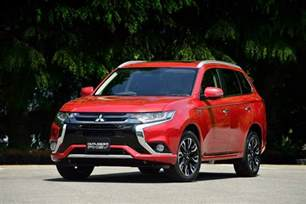 Mitsubishi Outlander Phew 2016 Mitsubishi Outlander Phev Review Caradvice