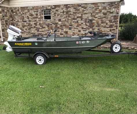 alumaweld tiller boats alumaweld boats for sale used alumaweld boats for sale