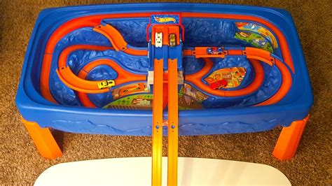 wheels car and track play table wheels car and track play table with bridges