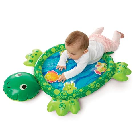 Baby Water Mat by Sea Turtle Deluxe Fill N Water Play Mat Educational