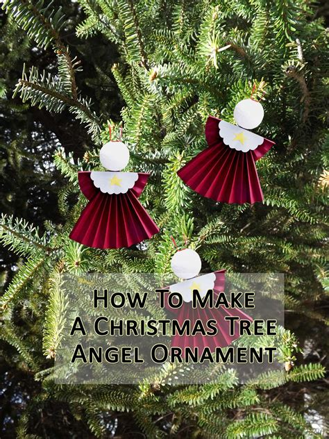 tree craft decorations how to make tree ornaments a craft