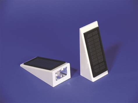 Solar Wedge Light Precision Vinyl Systems Inc Solar Wedge Lights