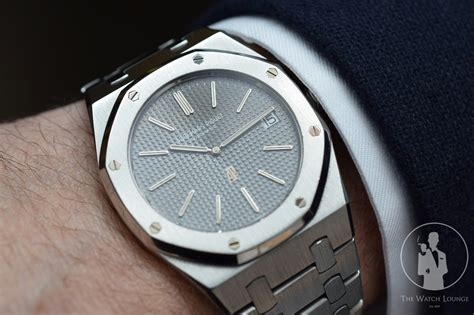 Audemars Piguet audemars piguet royal oak jumbo ref 5042st for