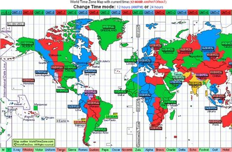 printable time zone calendar time zone map of the world printable search results
