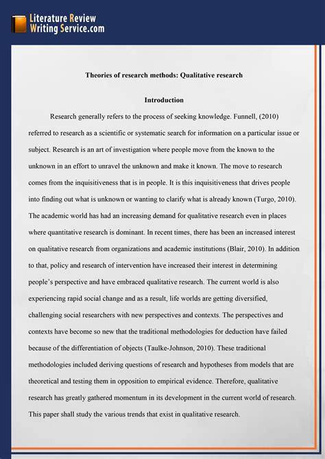 dissertation literature review exle professional dissertation literature review outline from us