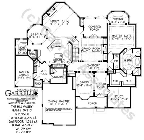 Hill House Plans by Hill Valley House Plan Country Farmhouse Southern