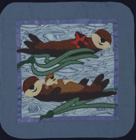 felt otter pattern 42 best images about applique patterns on pinterest