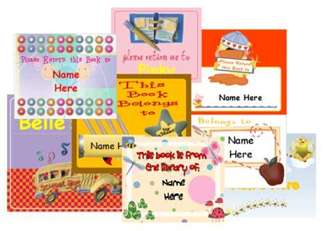 Etiketten Kinder by School Labels
