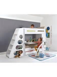 lit mezzanine enfant pour combin 233 233 volutif combibed