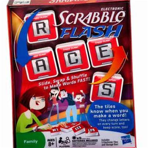 scrabble word hasbro scrabble flash toys