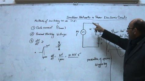 snubber capacitor power why do we need snubber networks in power electronic circuits 8 1 2014