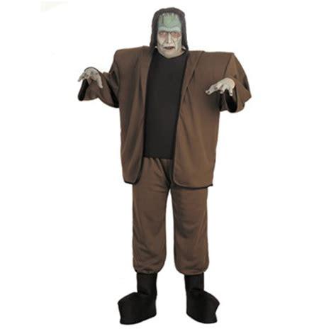 mens frankenstein costume big tall adult halloween