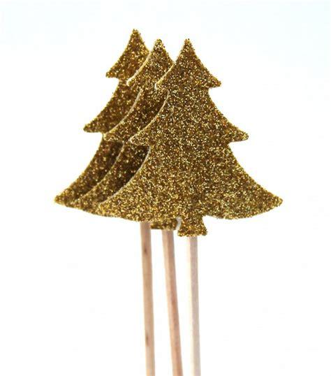 christmas tree picks glitter christmas tree 12 16 20 unlit artificial