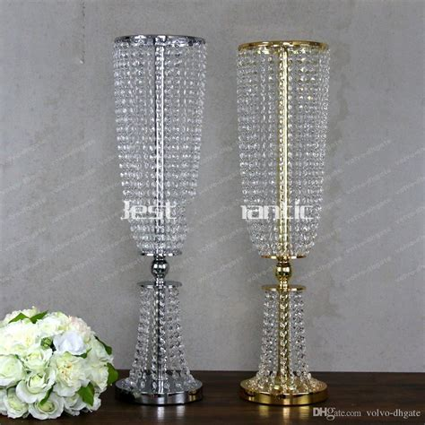 Wedding Table Decoration Wholesale Crystal Table Top Chandelier Centerpieces Wholesale