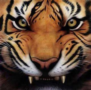 Guitarthai : ตำนาน ..... เสือสมิง Realistic Tiger Makeup
