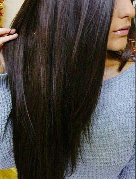 pinterest rich violets reds browns long hair 37 cabelos castanhos escuros fotos e dicas pra ter a cor