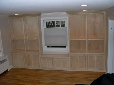 Cost Of Built In Cabinets by Window Seat With Built In Cabinets And Shelving