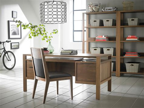 Home Office Desks Toronto Contemporary Office Desks Contemporary Home Office Toronto By Almira Furniture