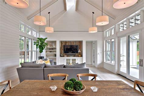 houzz esszimmer beleuchtung modern farmhouse landhausstil esszimmer