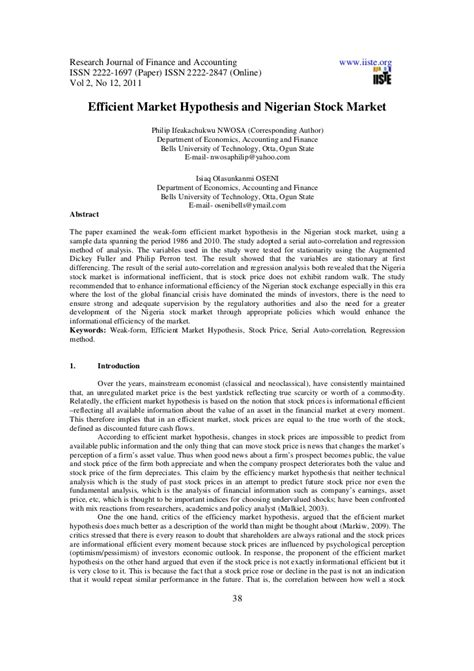 Hypothesis In Research Paper by Write My Essays Today Efficient Market Hypothesis Research Paper 2017 10 09