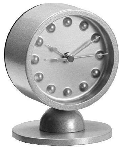 Desk Clocks Modern Desk Clock Modern Desk And Mantel Clocks By West Elm