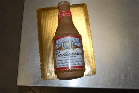 budweiser beer cake budweiser beer can cake ideas and designs