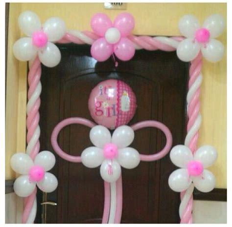 baby shower balloon decor decor ideas